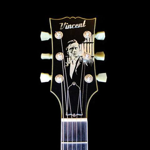 Inlay Johnny Cash